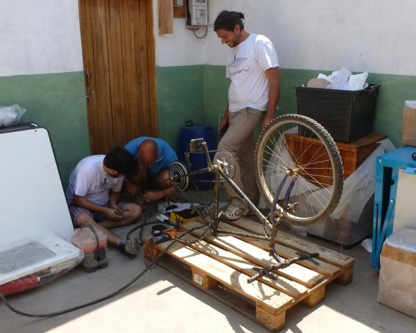 hub motor testing in Ilembula