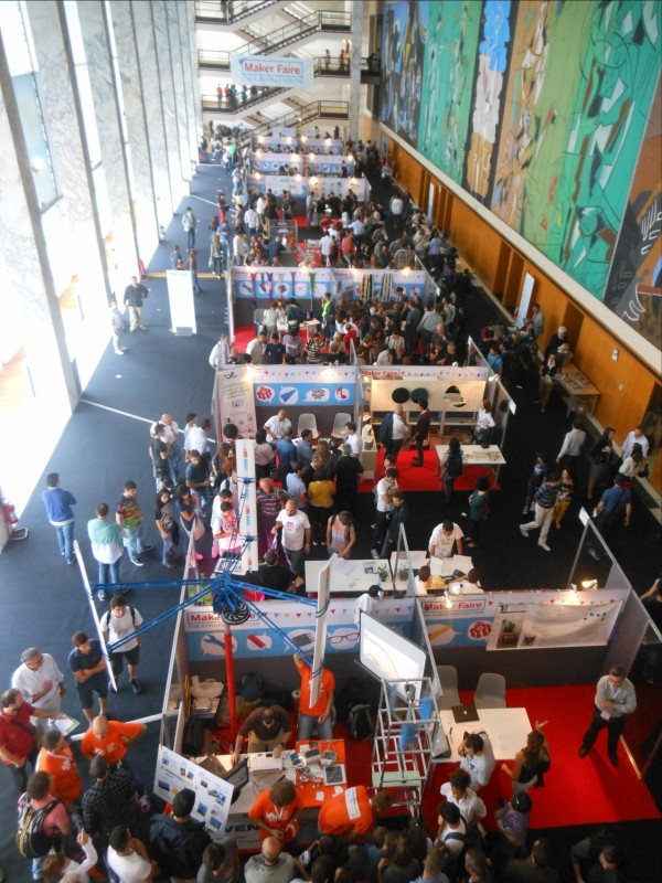 a view on our booth, at #MFR2013